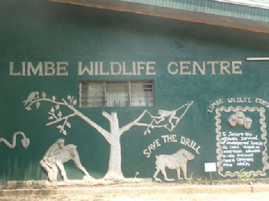 Limbe, Cameroon: Center Entrance