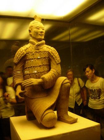 Catherine Lu Tours: Terra Cotta Warriors, Xian, China
