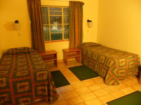 Biyamiti Bushveld Camp: Second bedroom