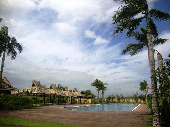 Pili, Filipinas: swimming pool