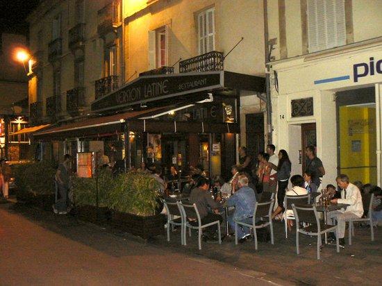 Version Latine: super soirée au mois d'août 2010