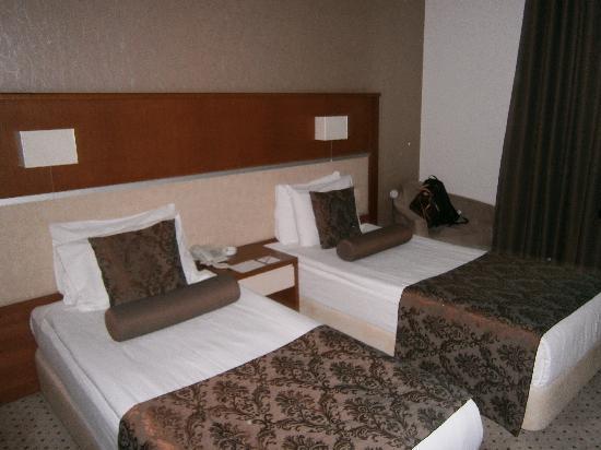 Blanca Hotel: Habitación
