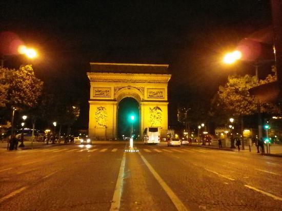 Arc De Triomphe De L 39 Etoile Picture Of Arc De Triomphe