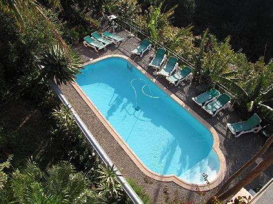 Quinta do Alto de Sao Joao: Poolbereich