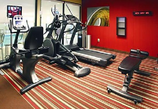Courtyard by Marriott Rock Hill: Get your heart rate going with a workout in our fitness room featuring state-of-the-art equipmen