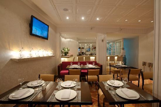 Hotel Augusta: Cafe