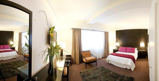 Hotel Augusta: Habitación
