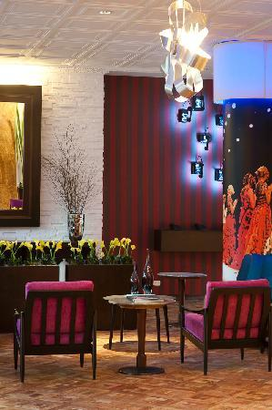 Hotel Augusta: Lobby