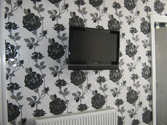 The Edenfield Guest House: TV