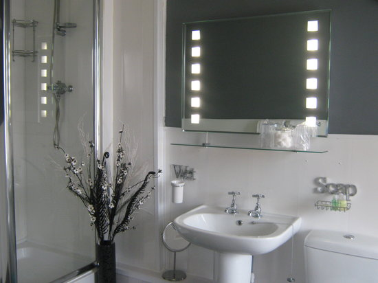 The Edenfield Guest House: Wash Area in en-suite