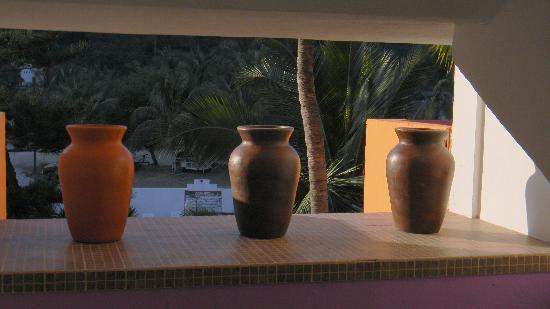 Hotel Decameron Los Cocos: decorativo