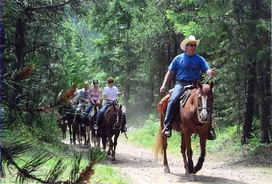 Black Diamond Guest Ranch: Come Ride Horses With Us