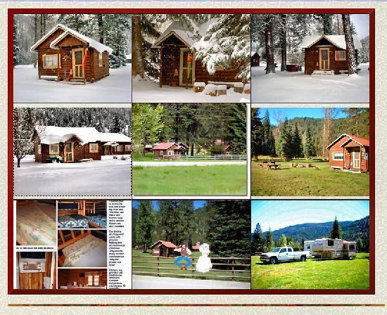 Black Diamond Guest Ranch: See Our Cabins