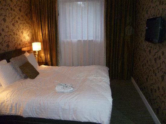 The Hide London: Bedroom