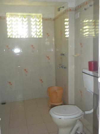 Motel Mermaid: The Toilet