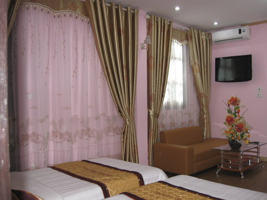 Hanoi Blue Sky Hotel: Interior of comfortable rooms