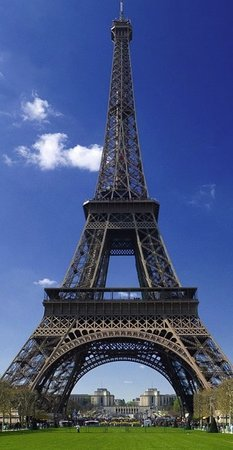 Aeon Tours: The Legendary Eiffel Tower