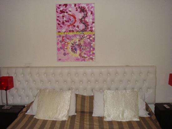 Lynns Hotel Boutique: mi habitación