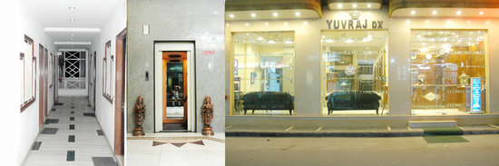 هوتل يوفراج ديلوكس: Yuvraj Deluxe Hotel