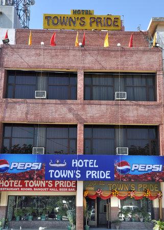 Treebo Town's Pride: Towns Pride Hotel
