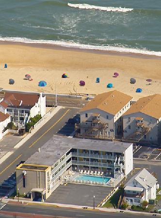 Empress Motel : Steps from the beach & boardwalk
