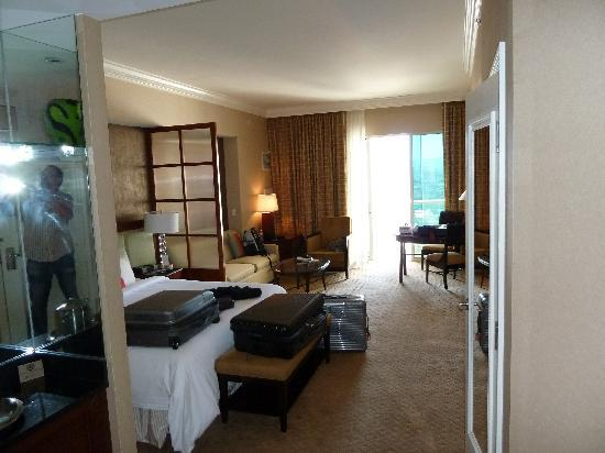Penthouse Suite Picture Of Signature At Mgm Grand Las