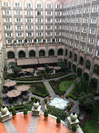 Four Seasons Mexico City : Beautiful Courtyard