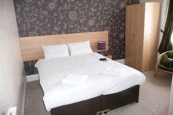 Tregonholme Hotel: BEDROOM