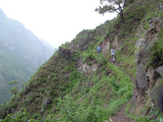 Yellow River: chemin inka