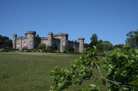 Cholmondeley Castle and gardens: Cholmondeley castle