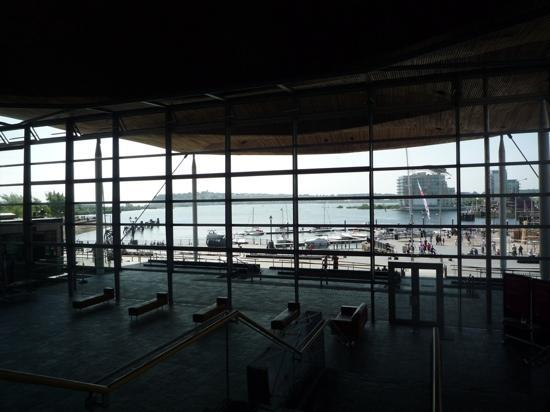 Cardiff Bay: National Assembly for Wales