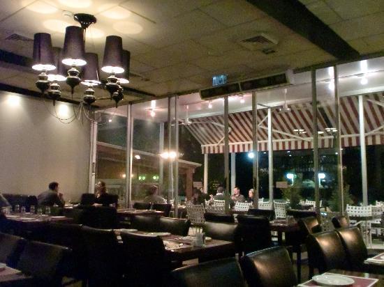 Orchid Tel Aviv Restaurant Au Pied De L Hôtel Armando