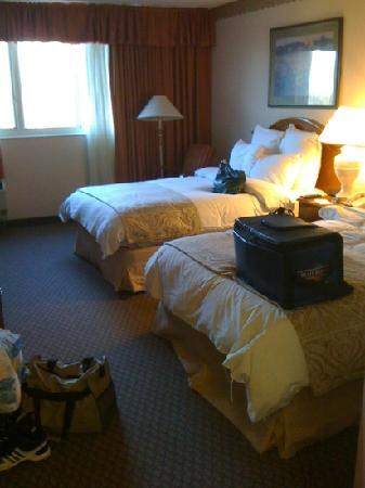 Quail Hollow Resort: 2queen room