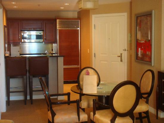 Penthouse suite - Picture of Signature at MGM Grand, Las Vegas ...