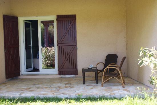 Hotel San Giovanni: terrasse de la chambre