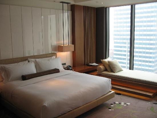 W Taipei: Heaven, aka the bed