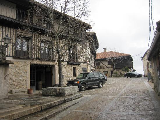 Hotel Spa Villa de Mogarraz: MOGARRAZ