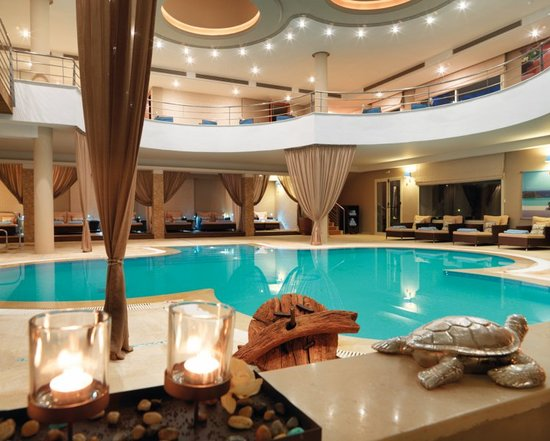 The Russelior Hotel & Spa : The Russelior Spa by Ligne Saint Barth