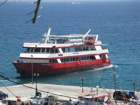 Agia Marina, Yunanistan: connection with Piraeus