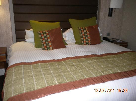 The Westerwood Hotel & Golf Resort - A QHotel: amazing bed