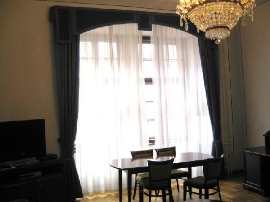 Royal Residence Ungelt: Picture of the suite