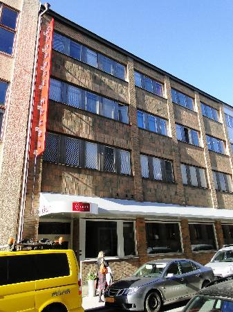 hotel city stockholm
