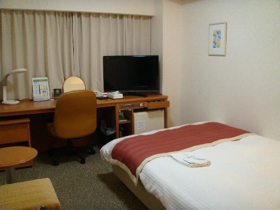 Richmond Hotel Kagoshima Kinseicho: 客室