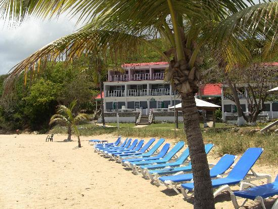 Bluebeard's Beach Club and Villas: Beach