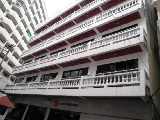 Inn Patong Beach Hotel Phuket: Hotel