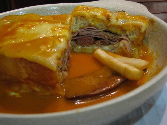 Restaurante Bufete Fase : Francesinha