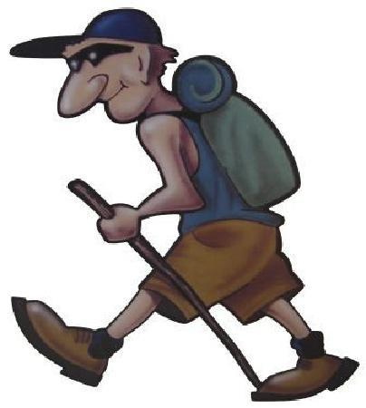 Endeavour Express Ltd : walking man logo