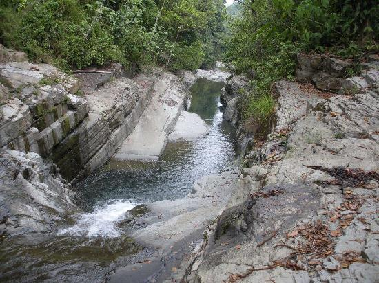 Diamante Verde Tours: Swimming Hole