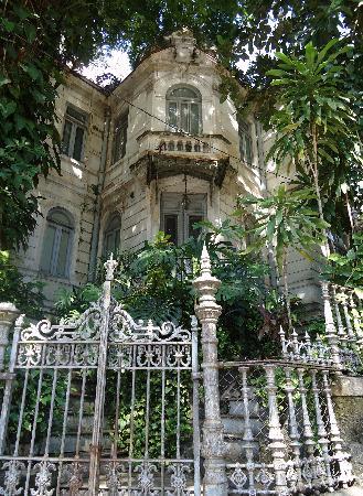 Cosme Velho: Barrio C.Velho