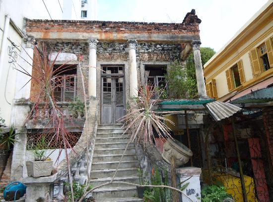 Bairro Cosme Velho: Barrio C.Velho